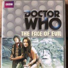 Series de TV: DVD DOCTOR WHO - THE FACE OF EVIL - EP 89 - DR 4 EN INGLÉS. Lote 222234712