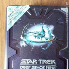 Series de TV: STAR TREK: ESPACIO PROFUNDO NUEVE - SEGUNDA TEMPORADA. Lote 222528705