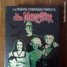Series de TV: LA FAMILIA MONSTER - PRIMERA TEMPORADA. Lote 222528881