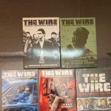Series de TV: THE WIRE SERIE COMPLETA. Lote 222538865