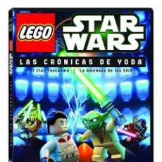 Series de TV: !!! STAR WARS LAS CRONICAS DE YODA - LEGO *** PRECINTADA *** EDIC. ESPAÑOLA ***. Lote 222549467