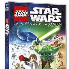 Series de TV: !!! STAR WARS LA AMENAZA PADAWAN - LEGO *** PRECINTADA *** EDIC. ESPAÑOLA ***. Lote 222549793