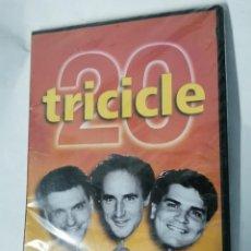 Series de TV: 20 TRICICLE DVD PRECINTADO. Lote 222561733