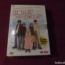 Series de TV: DVD HONEY AND CLOVER - 2 TEMPORADA COMPLETA. Lote 222668121