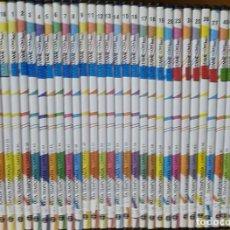 Series de TV: == LOTE DE 38 DVD DE CUENTAME COMO PASO - DIFERNTES TEMPORADAS. Lote 222725981