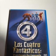 Series de TV: LOS 4 FANTÁSTICOS, COMIENZA LA LEYENDA.. Lote 222968660