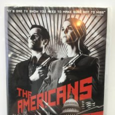 Series de TV: THE AMERICANS - SERIE COMPLETA DE LA 1ª TEMPORADA - AUDIO EN INGLES - NUEVO CON PRECINTO. Lote 223381070