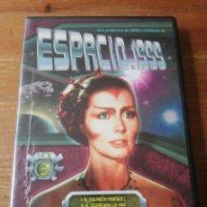 Séries de TV: DVD ESPACIO: 1999. VOLUMEN 3.. Lote 223913207