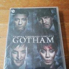 Séries de TV: DVD GOTHAM. PRIMERA TEMPORADA COMPLETA.. Lote 223913530