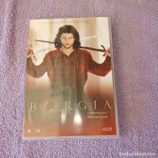 Séries de TV: SEGUNDA TEMPORADA COMPLETA DE LA SERIE LOS BORGIA. Lote 224174521