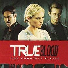 Series de TV: TRUE BLOOD 1-7 / SERIE COMPLETA (DVD). Lote 224218932