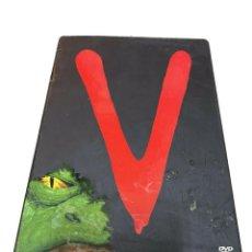 Séries de TV: V, LOS VISTANTES - DVD SERIE COLECCIÓN COMPLETA INVASIÓN EXTRATERRESTRE ****. Lote 224335977