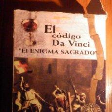 Series de TV: DOCUMENTAL 5 DVD - EL CÓDIGO DA VINCI - EL ENIGMA SAGRADO, LAS CLAVES OCULTAS, 2004, 389 MIN, PAYCOM. Lote 224880820