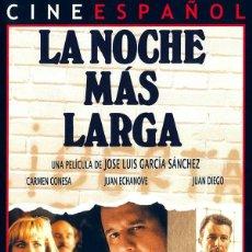 Serie di TV: LA NOCHE MÁS LARGA. Lote 225320142