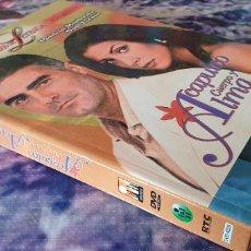 Séries TV: ACAPULCO CUERPO Y ALMA AMORES DE LEYENDA PATRICIA MANTEROLA SAÚL LIZASO DVD DOBLE CARA PACK J. Lote 226217473