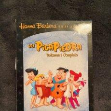 Series de TV: LOS PICAPIEDRAS HANNA BARBERA VOLUMEN 1 COMPLETO DVD. Lote 226247520
