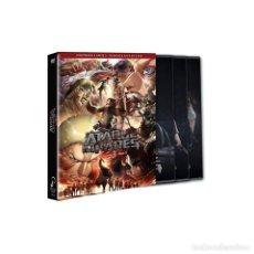 Séries TV: ATAQUE A LOS TITANES – TEMPORADA 3: PARTE 2 - DVD - NUEVO. Lote 227902072