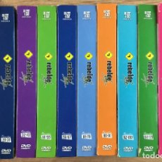 Series de TV: REBELDE WAY TEMPORADA 1 COMPLETA 139 EPISODIOS 11 BOX SERIE TV. Lote 228002470