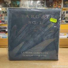 Series de TV: STARGATE - LA SERIE COMPLETA TEMPRADAS 1 A 10 - DVD. Lote 228114475
