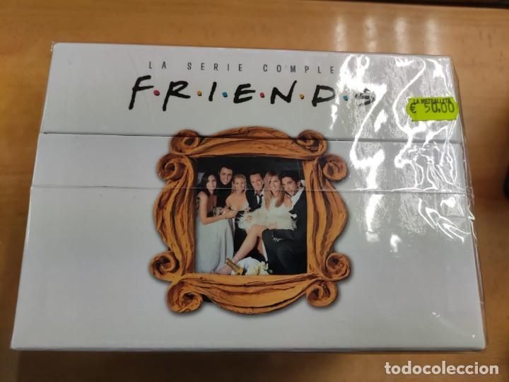 FRIENDS - LA SERIE COMPLETA - BOX DVD (Series TV en DVD)