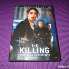 Series de TV: THE KILLING ( CRONICA DE UN ASESINATO / PRIMERA TEMPORADA VOL. 1 ) - 3 DVD - TR1085 - NORDIC CRIME. Lote 228489411