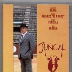 Séries de TV: JUNCAL. DVD. SERIE COMPLETA. JAIME DE ARMIÑÁN, CON FRANCISCO RABAL. Lote 228613755