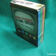 Series de TV: MONTY PYTHON'S. FLYING CIRCUS.LA SERIE COMPLETA EN 7 DVD.. Lote 229017280