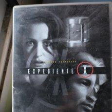 Series de TV: EXPEDIENTE X DVD. Lote 229166180