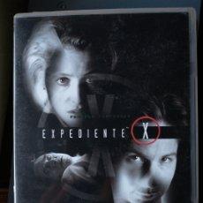 Series de TV: EXPEDIENTE X DVD. Lote 229166460
