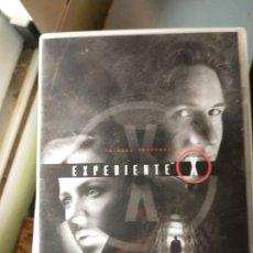 Series de TV: EXPEDIENTE X DVD. Lote 229167040