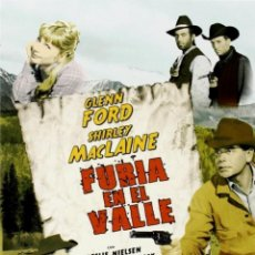 Séries TV: FURIA EN EL VALLE (THE SHEEPMAN). Lote 229386845