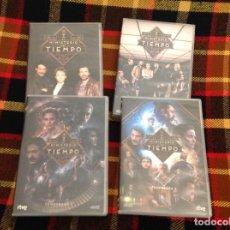 Series de TV: EL MINISTERIO DEL TIEMPO 4 TEMPORADAS EN DVD.. Lote 111787751