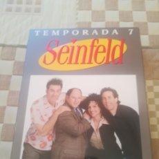 Series de TV: SEINFELD.TEMPORADA 7 ( SIETE ).PACK CUATRO DVDS.COMO NUEVO.. Lote 230930755