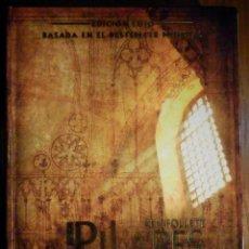 Series de TV: SERIE EN DVD - LOS PILARES DE LA TIERRA - EDICIÓN DE LUJO - 4 DISCOS - 440 MINUTOS. Lote 231879015