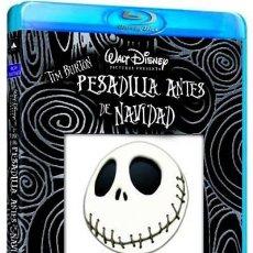 Séries TV: PESADILLA ANTES DE NAVIDAD - ED. COLECCIONISTA (BLU-RAY) (THE NIGHTMARE BEFORE CHRISTMAS). Lote 232584210