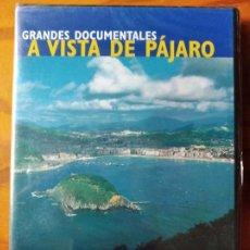 Serie di TV: PAIS VASCO, GUIPUZCOA, VIZCAYA, ALAVA Y NAVARRA - DVD SERIE GRANDES DOCUMENTALES A VISTA DE PAJARO.. Lote 233108375