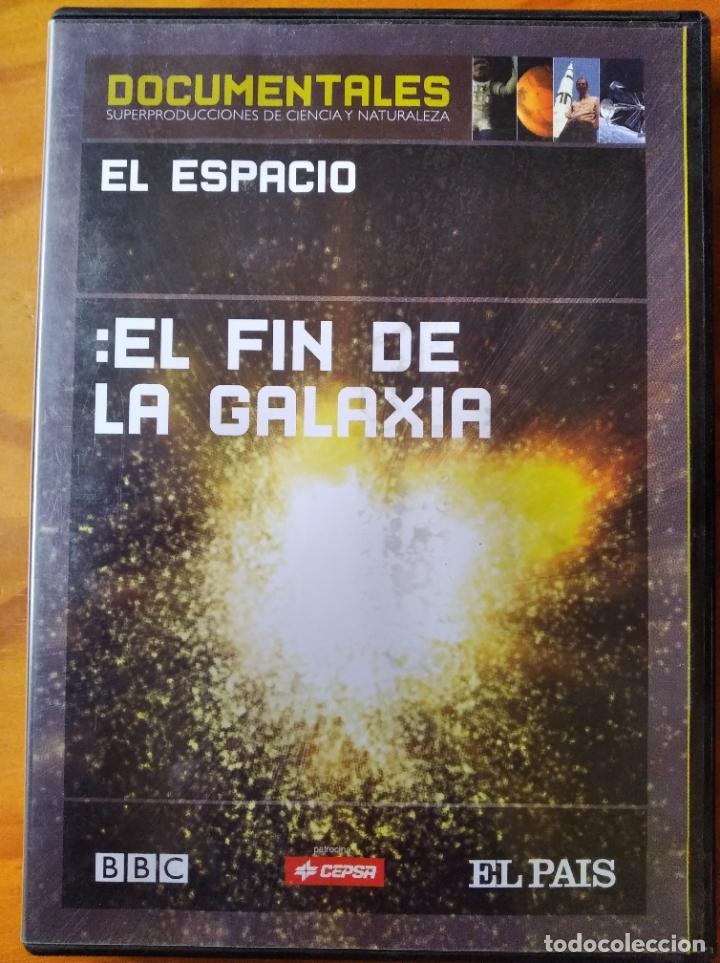 EL FIN DE LA GALAXIA - DVD SERIE DOCUMENTAL EL ESPACIO (Series TV en DVD)