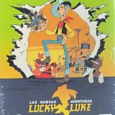 Series de TV: PACK DVD LAS NUEVAS AVENTURAS DE LUCKY LUKE 2ª TEMPORADA PRECINTADO AQUITIENESLOQUEBUSCA ALMERIA. Lote 233392830