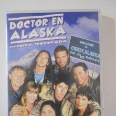 Series de TV: DOCTOR EN ALASKA. PRIMERA TEMPORADA. DVD CON 2 DISCOS CON 8 CAPITULOS. 6 HORAS. Lote 233816095