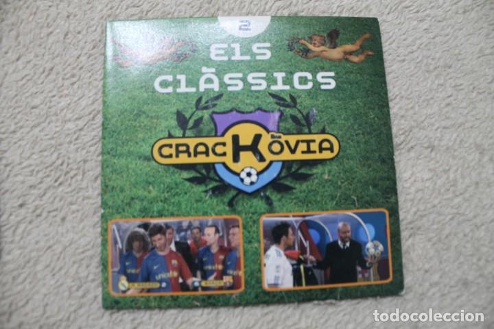 Series de TV: LOTE 4 DVD CRACKOVIA CUBIERTA CARTON - Foto 3 - 234045655