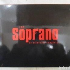 Series de TV: LOS SOPRANO - SERIE DE TV - 6 TEMPORADAS + EPISODIOS FINALES + EXTRAS - MUY BUEN ESTADO. Lote 234541070