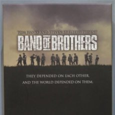 Series de TV: 6 DVD. BAND OF BROTHERS. HERMANOS DE SANGRE. Lote 234941930