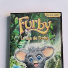 Series de TV: LA ISLA DE FURBY DVD ESPAÑOL-INGLÉS. Lote 235261460