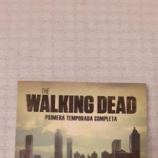 Series de TV: PRIMERA TEMPORADA COMPLETA, THE WALKING DEAD. Lote 235343980