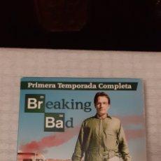 Series de TV: PRIMERA TEMPORADA, BREAKING BAD. Lote 235352875