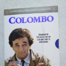 Series de TV: COLOMBO, LA SEGUNDA TEMPORADA COMPLETA ( DVD ). Lote 235380595
