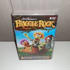 Series de TV: PRECINTADA FRAGGEL ROCK PRIMERA TEMPORADA DVD DESCATALOGADA. Lote 236080285