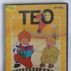 Series de TV: TEO JUEGA EN CASA Y OTRAS HISTORIAS DVD. Lote 236115485