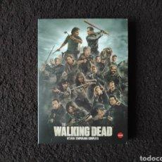 Séries de TV: DVD. THE WALKING DEAD. TEMPORADA 8. OCTAVA TEMPORADA COMPLETA. SERIE. Lote 236949600