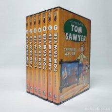 Series de TV: LAS AVENTURAS DE TOM SAWYER (1980) SERIE DE TV ¡COMPLETA PRECINTADA! MARK TWAIN. Lote 236948110